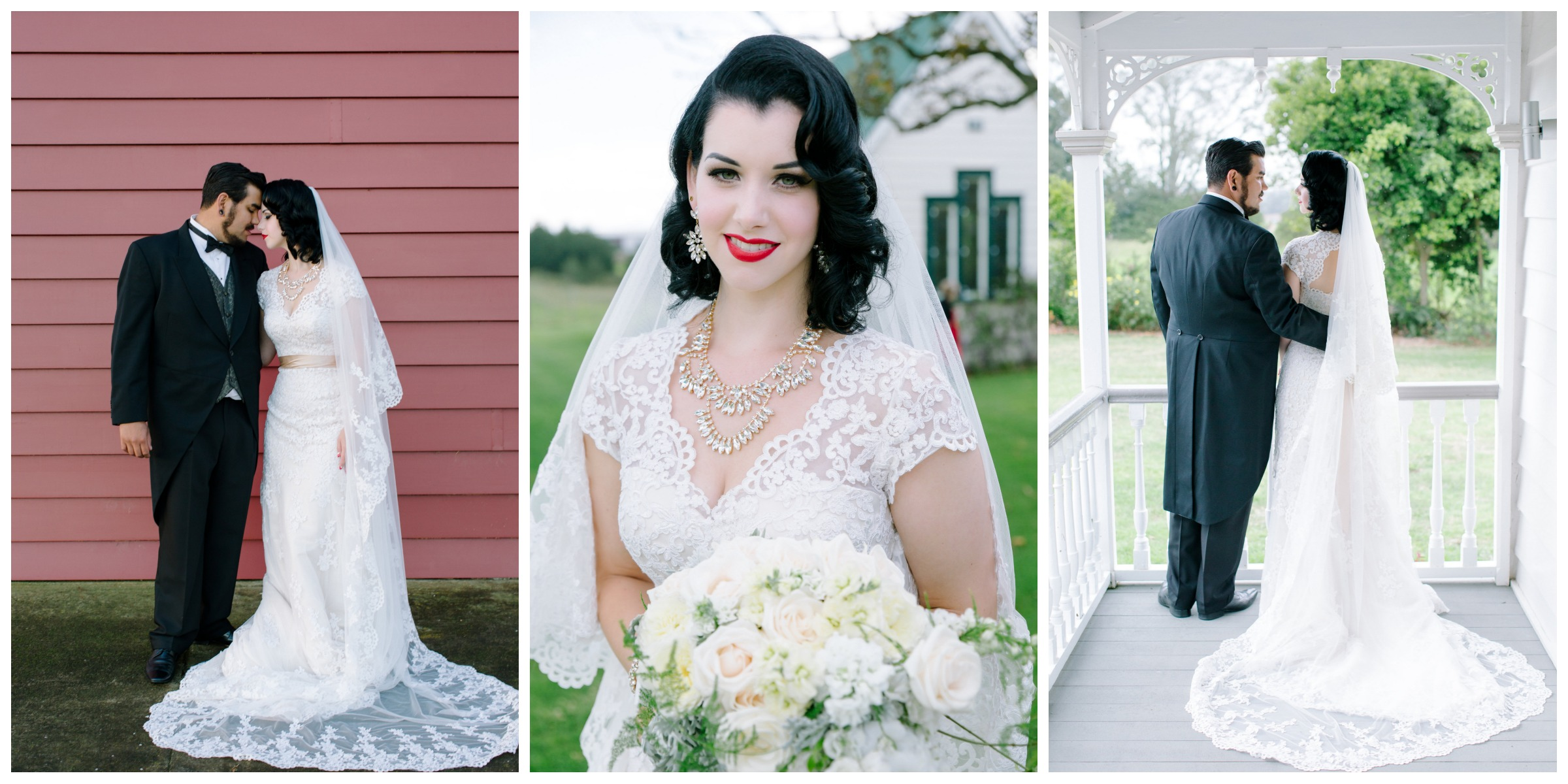 A Very Vintage Wedding Dress- Part One - Miss Victory Violet