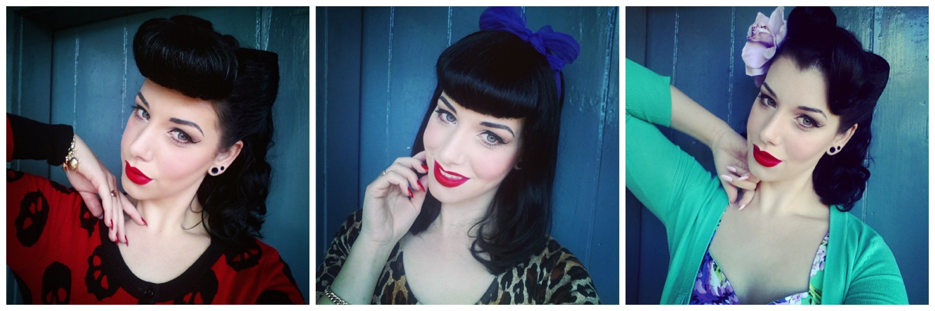 Ask Miss Victory Violet- Perfect Haircut For Pinup Hair - Miss