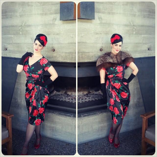 Pinup Girl Clothing Ava Dress