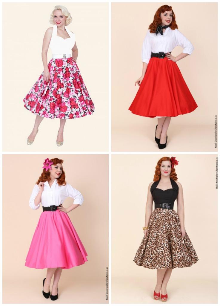VOH circle skirt