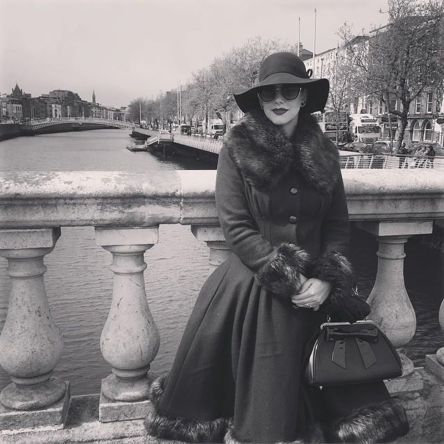 Miss VV Around The World